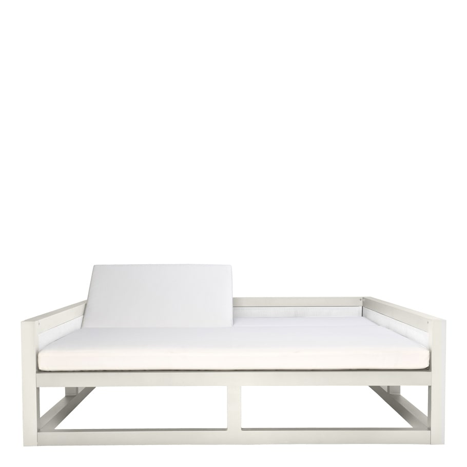 Camas Solares y Tumbonas JANUS et Cie Duo Enclosed Daybed Square