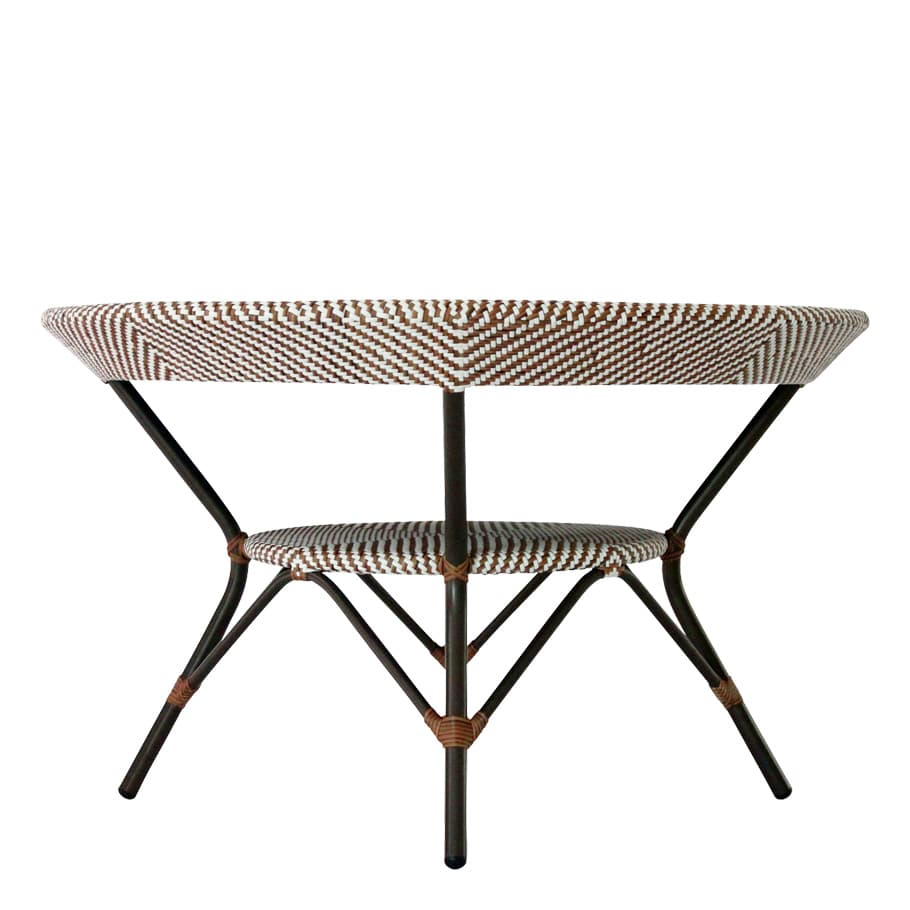 Mesa JANUS et Cie Panini Dining Table Round