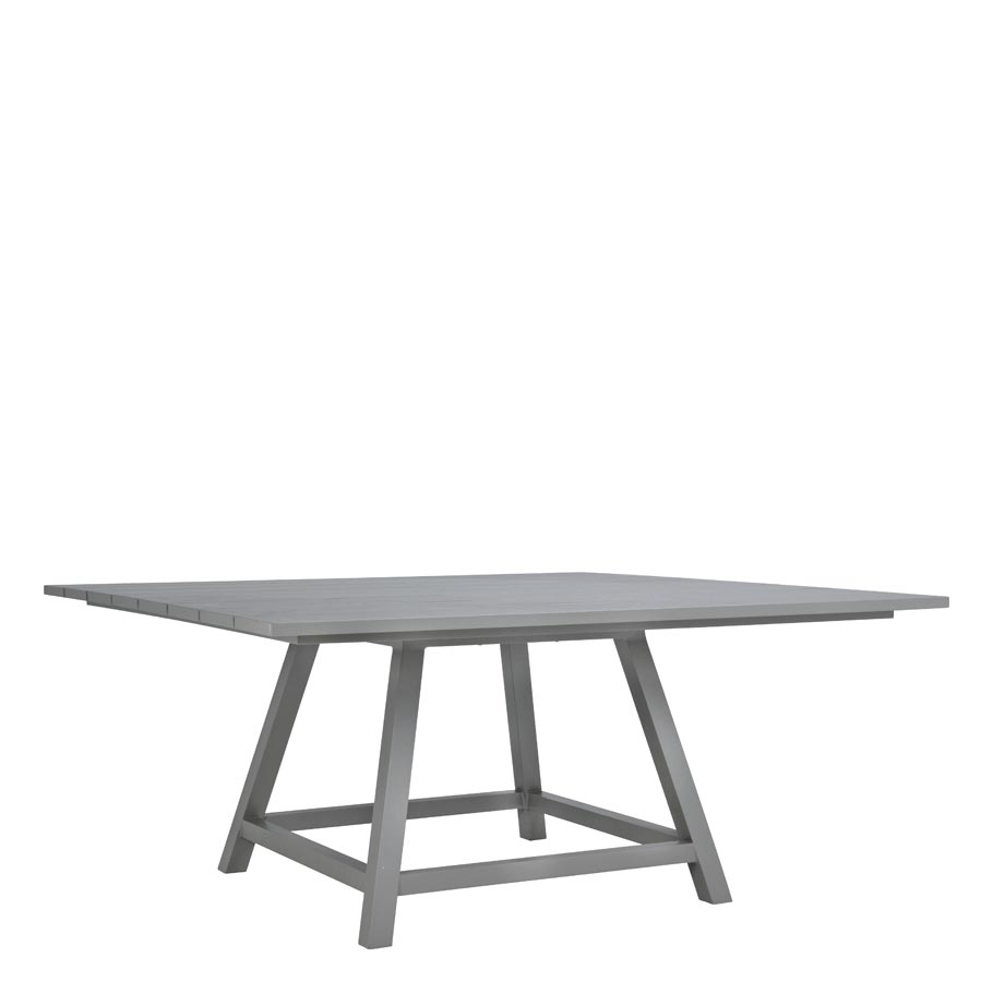 Dolce vita dining table square michel pierson hogar for Cie 85 table 4