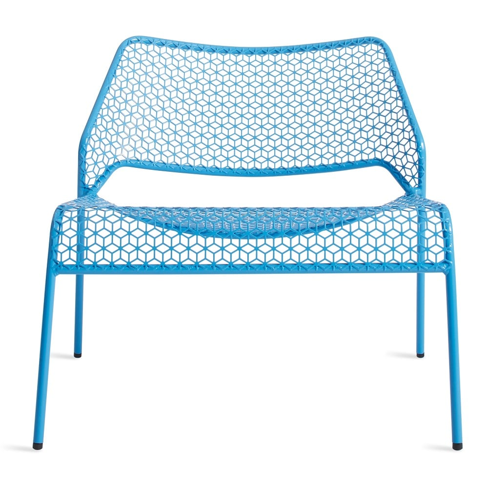 Silla Blu Dot Hot Mesh Lounge Chair