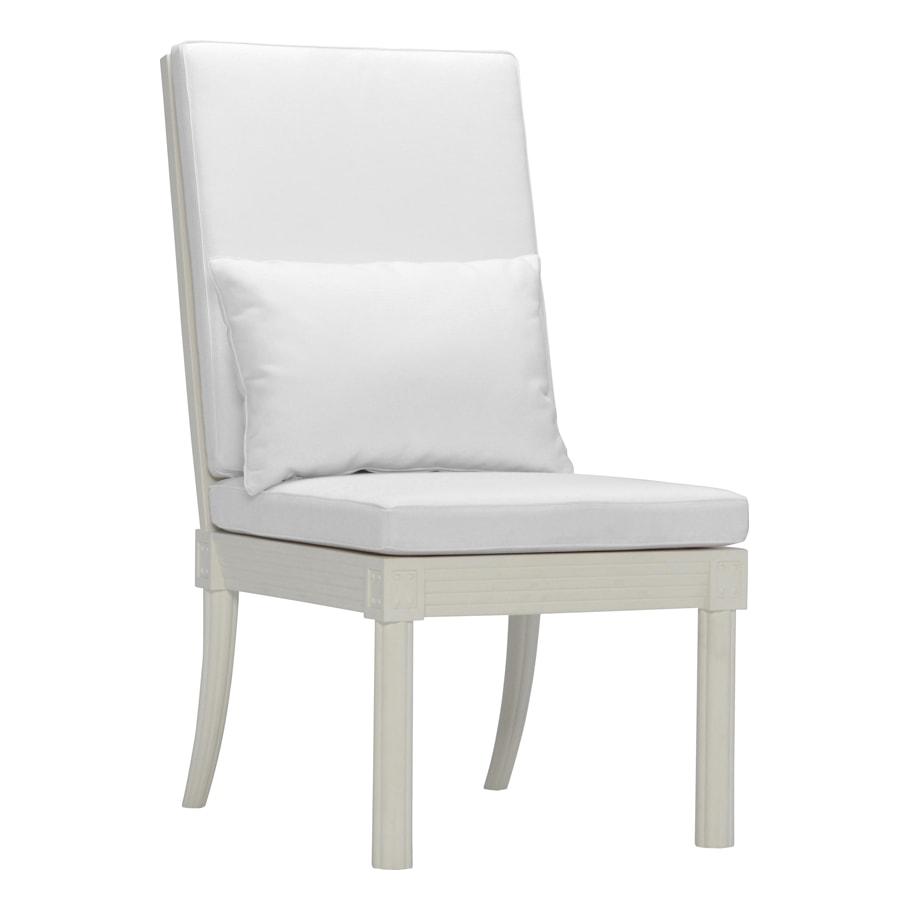 Silla JANUS et Cie Quadratl Grande Side Chair