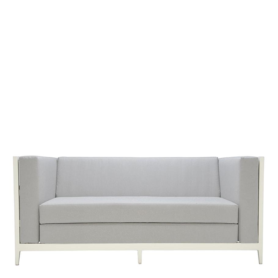 Sofás y Seccionales JANUS et Cie Azimuth Linear Club Sofa 2 Seat