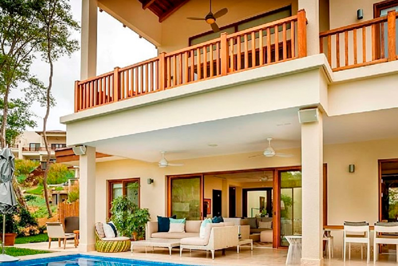 La Terraza, Centro de la Casa Nicaragüense