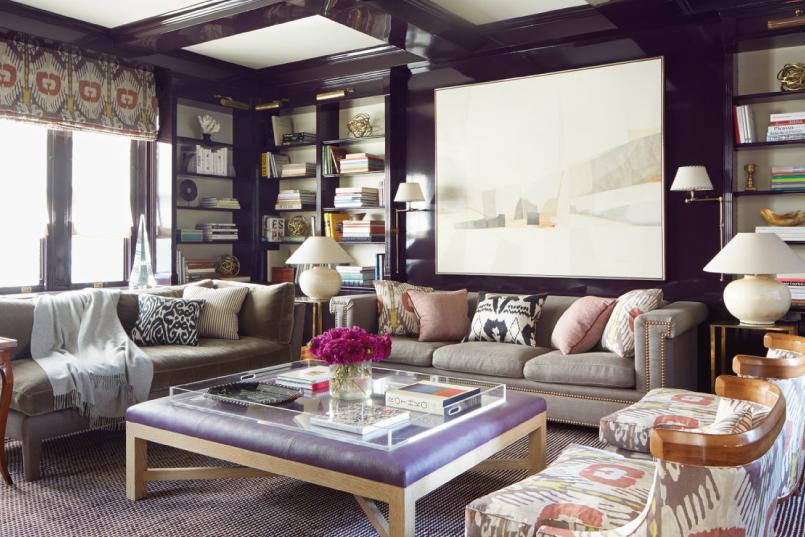 5 ideas para incluir en tu hogar el Ultra Violet: ¡El color del 2018!
