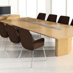 Mesa de Conferencias Coalesse E-Table 2