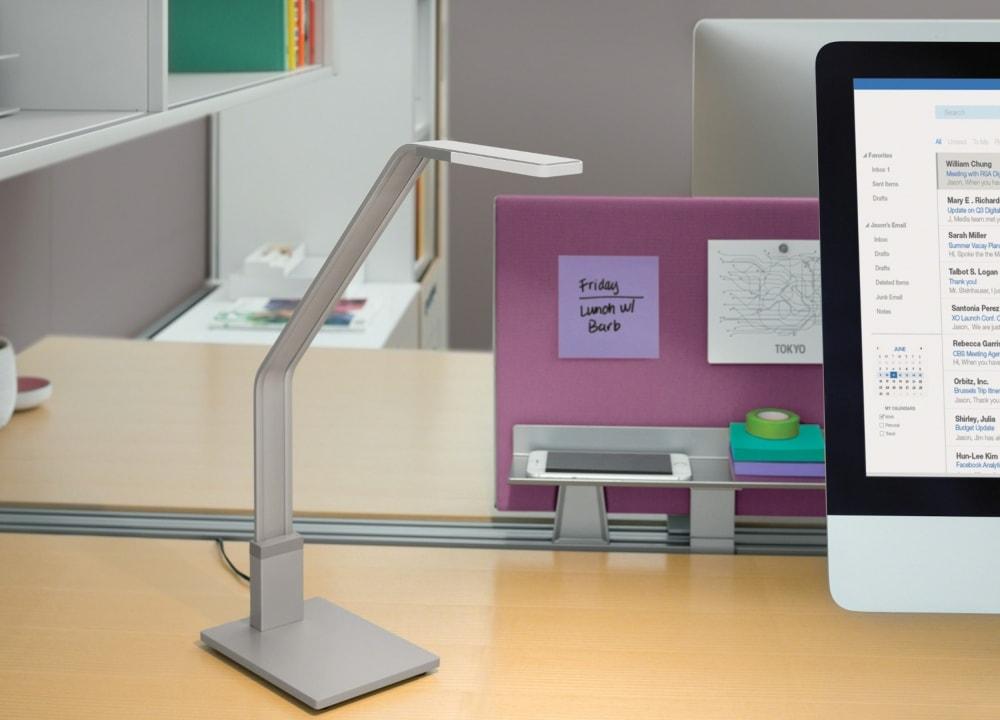 Lámpara Steelcase Soto LED