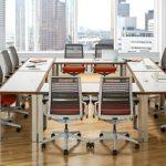 Mesa de Conferencias Steelcase Convene