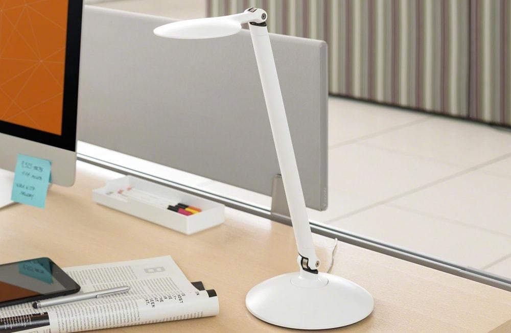 Lámpara de Escritorio Steelcase LED Radial