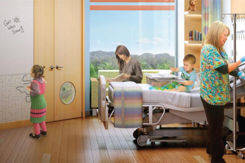 Nuevas habitaciones en Hospitales