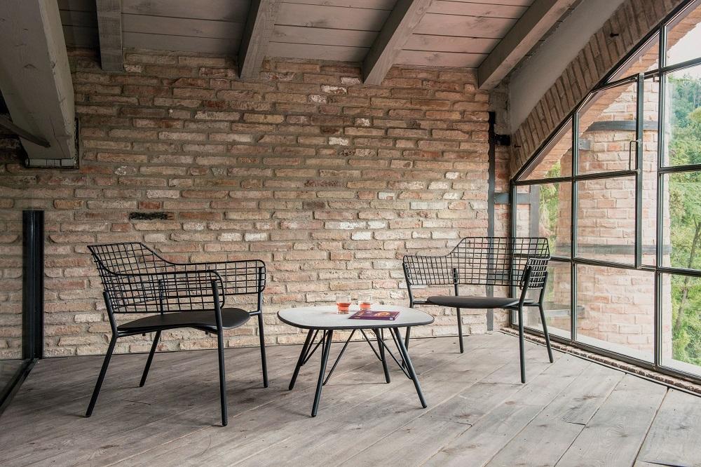 Exteriores Coalesse EMU Lyze Tables