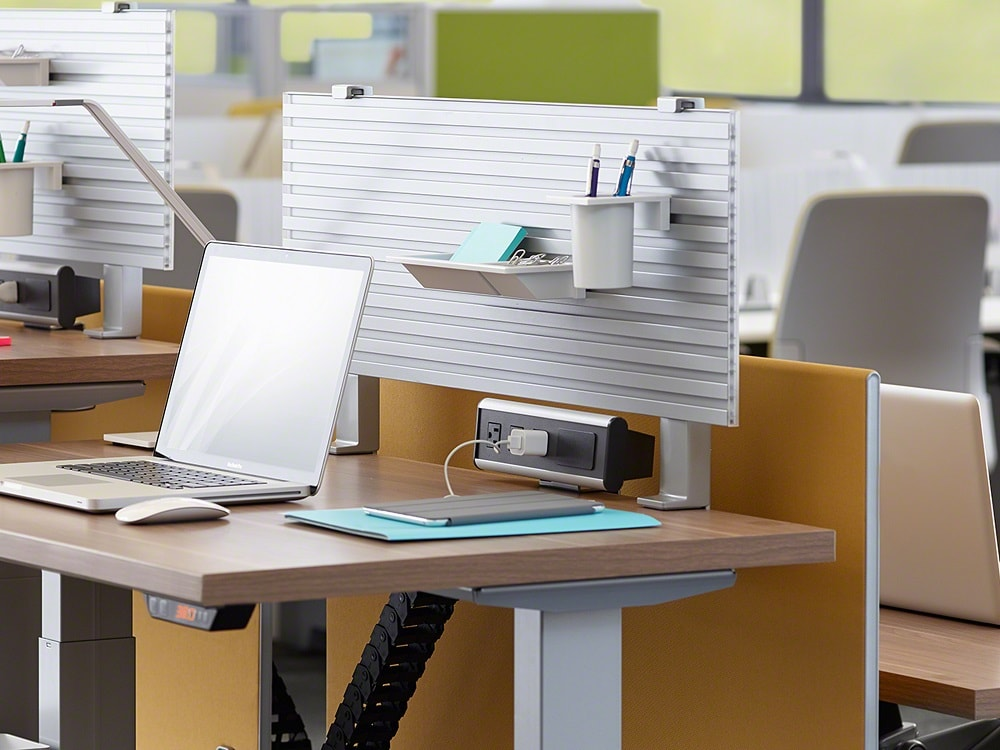 Estaciones de Trabajo Steelcase Series Bench