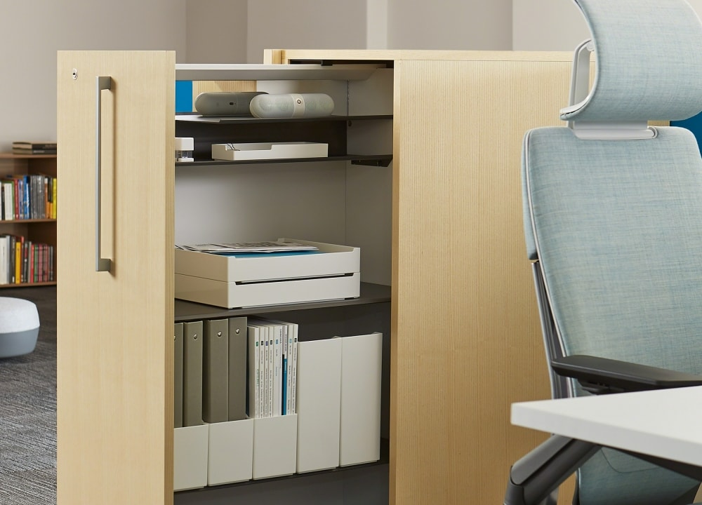Almacenamiento Steelcase High Density