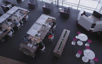 ¡El espacio en tus ambientes de trabajo sí importa!