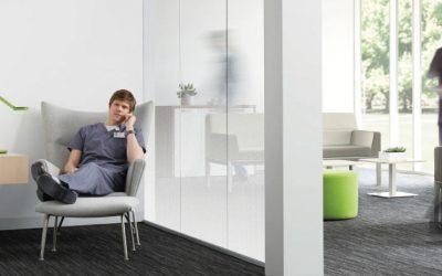¿Ambientes de trabajo abiertos o privados? Se trata de equilibrar