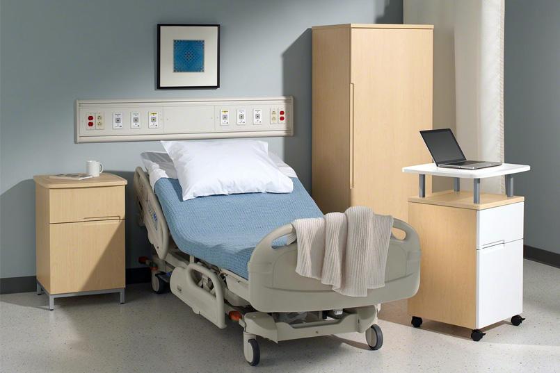Mobiliario al servicio de la salud