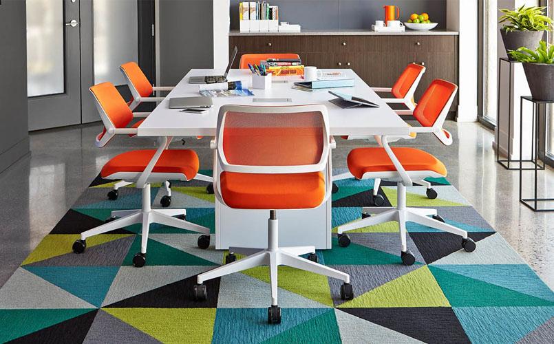 Revitalizando nuestras áreas de trabajo con dósis de colores